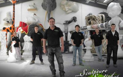 Covid-19 and how it has devastated the successful and innovative Sculpture Studios in Basildon