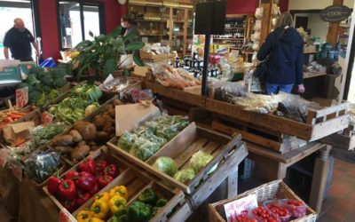 All Change at Spencers Farm Shop