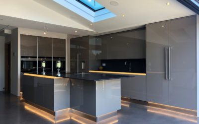 Total Kitchens of Ongar going that extra mile –